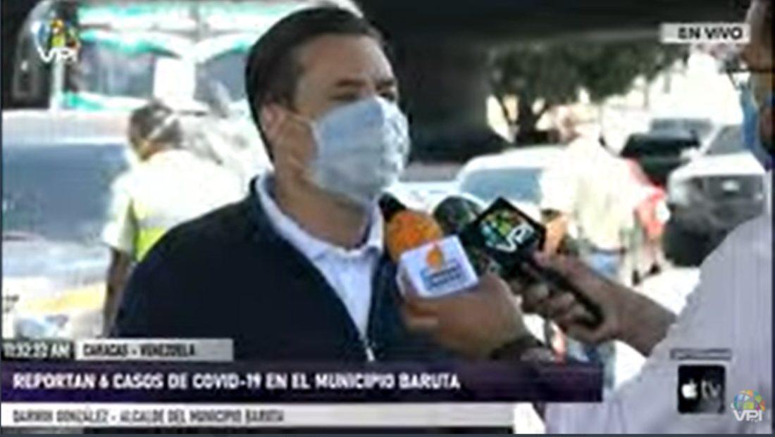 """Alcalde de Baruta anunció cierres de mercados a """"cielo abierto"""" por prevención"""