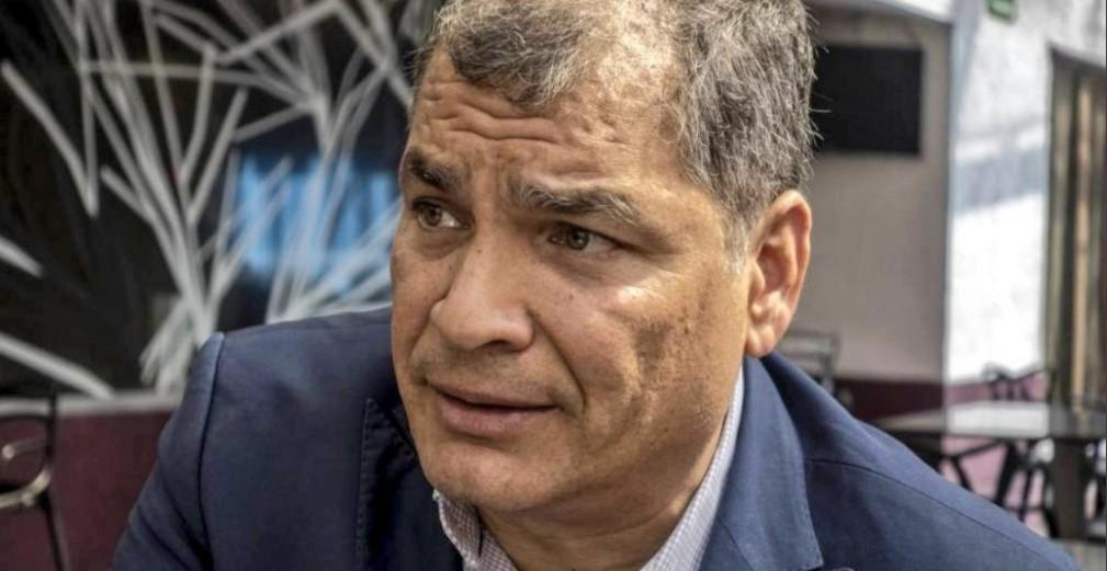 Fiscalía de Ecuador solicitó pena máxima contra expresidente Rafael Correa