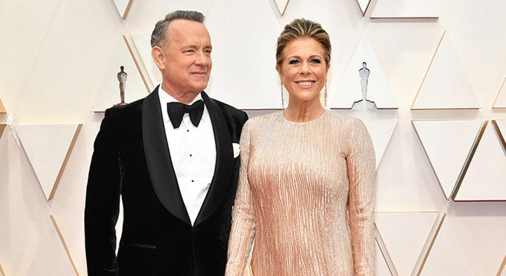 Tom Hanks admitió haber contraído el coronavirus junto a su esposa