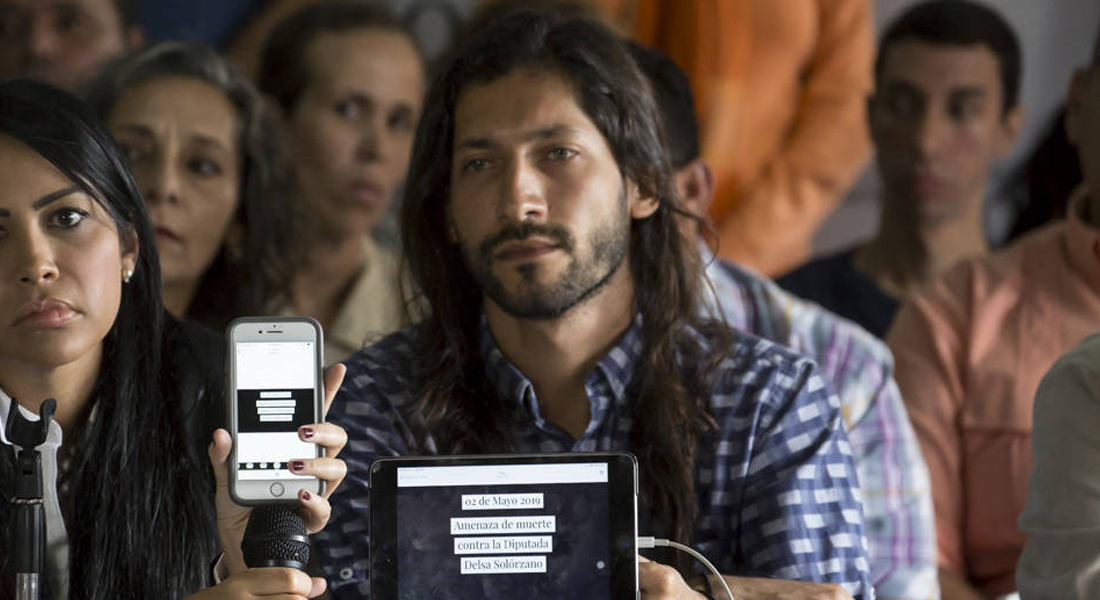 Tribunal dictó privativa de libertad al diputado Renzo Prieto