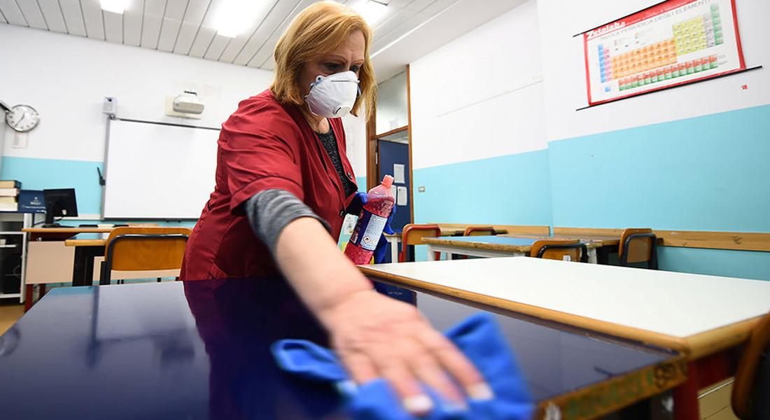 Unesco alertó que coronavirus ha dejado sin colegios a más de 290 millones de jóvenes