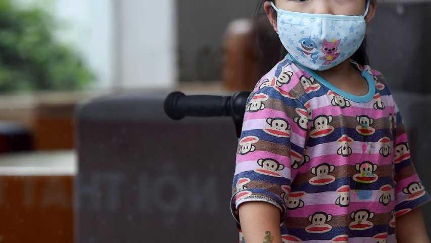 niña infectada con coronavirus en España | Foto: Unión Radio