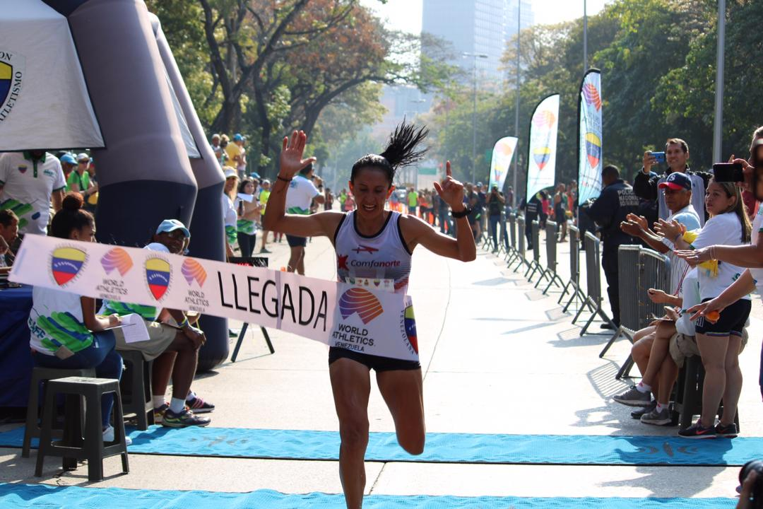 Maratón Caracas 42k