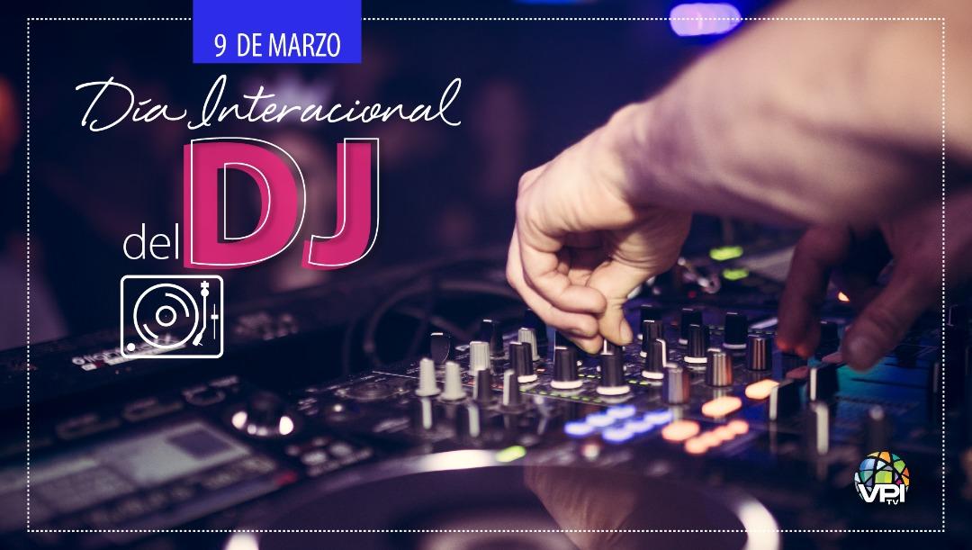 Día internacional del DJ | Foto: VPItv