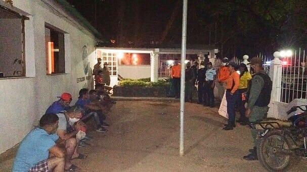 Detuvieron a 20 personas en Cojedes por incumplir cuarentena nacional | Foto: Cortesía