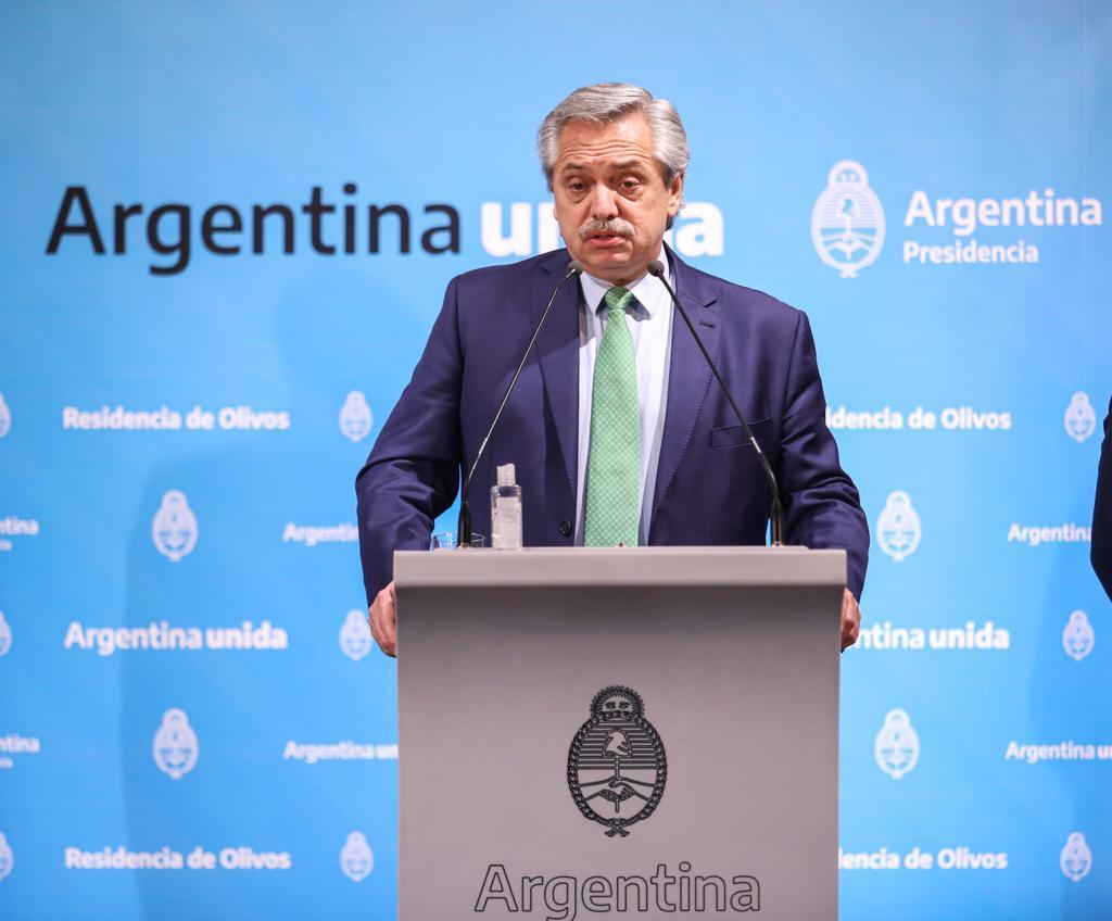 Fernández - Argentina compañías