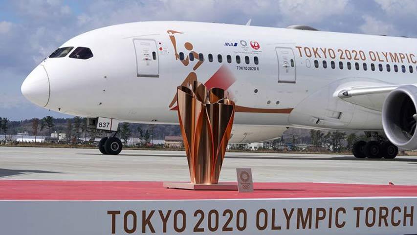 llama olímpica | foto: cortesía