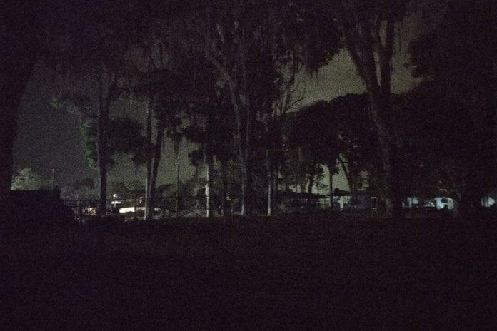 apagones en los estados Mérida, Zulia y Táchira | Foto: Cortesía