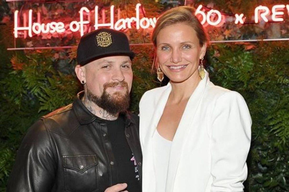 Tras retirarse del cine: Cameron Díaz anunció que será madre
