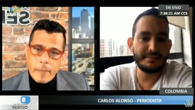 coronavirus afecta a migrantes venezolanos en Colombia