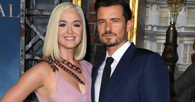 Katy Perry suspendió su boda por temor al coronavirus | Foto: Cortesía