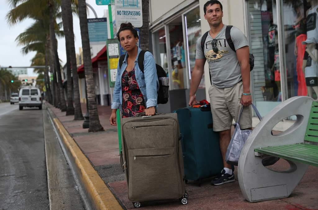 Ordenaron cuarentena en Miami Beach (EEUU) para prevenir contagios de COVID-19
