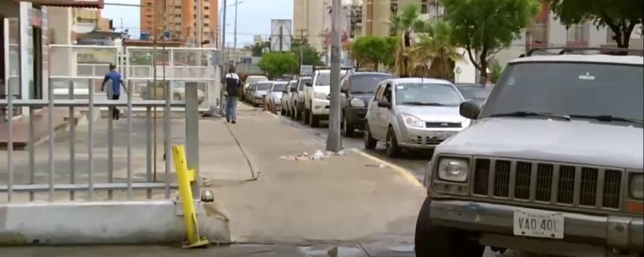Servicios funerarios en el Zulia se ven afectados por la escasez de combustible | Foto: Cortesía