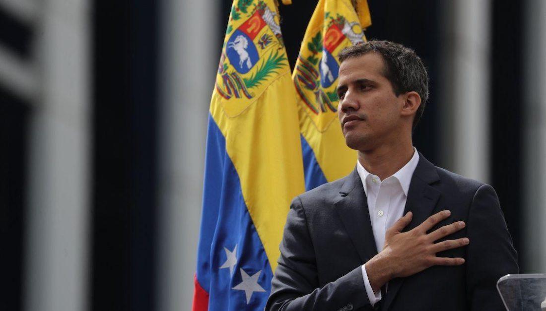 Presidente (E) Guaidó pidió la liberación de Roberto Marrero | Foto: Cortesía