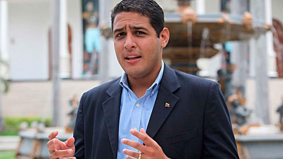 josé manuel olivares, médico   Foto: Cortesía