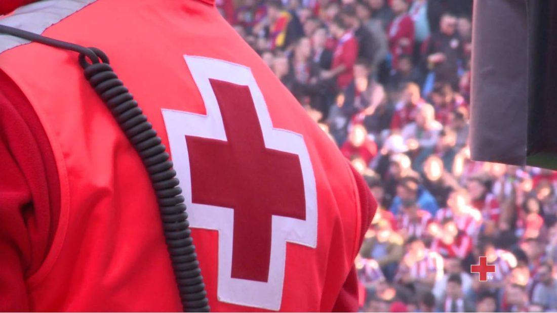 Cruz Roja española | Foto: Cortesía