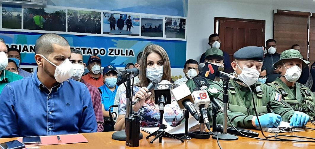 Primer caso de COVID-19 en Zulia es un hombre de 56 años