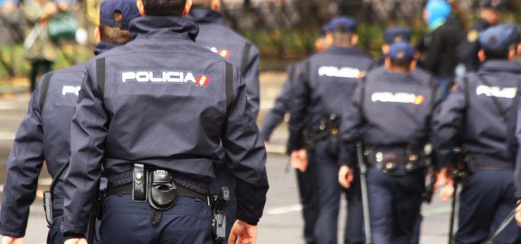 Joven en España fue detenida por no acatar la cuarentena | Foto: Cortesía