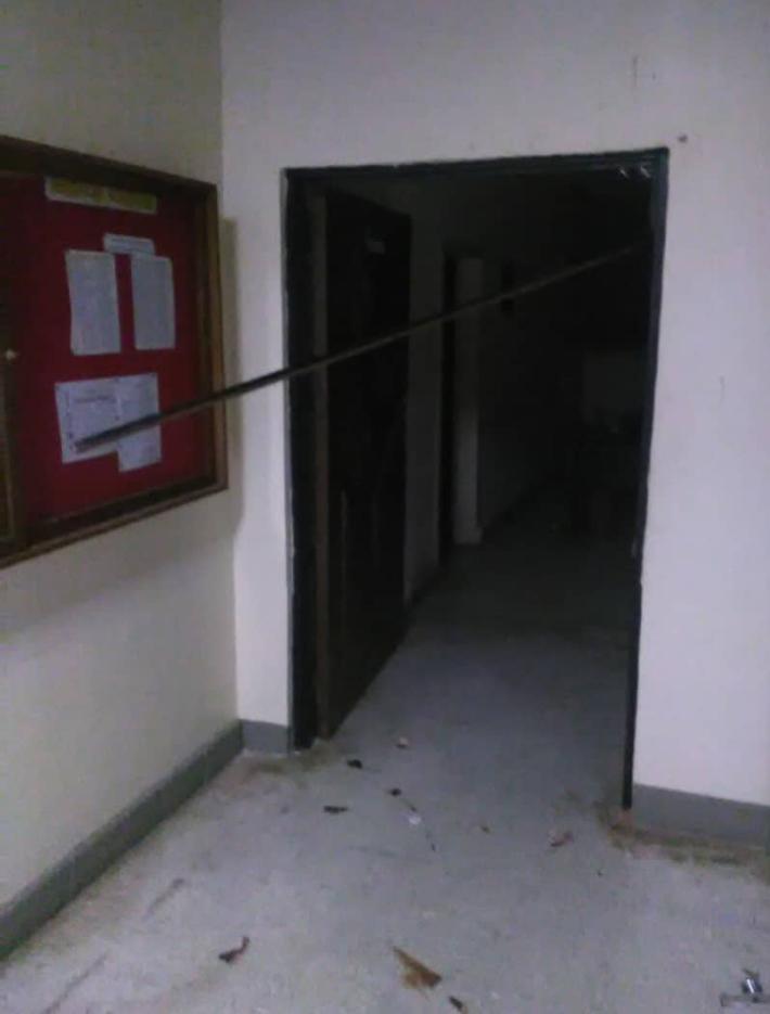 Denunciaron robos en la Universidad del Zulia