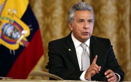 Lenín Moreno informó que aplicará medidas económicas por brote de coronavirus| Foto: Cortesía