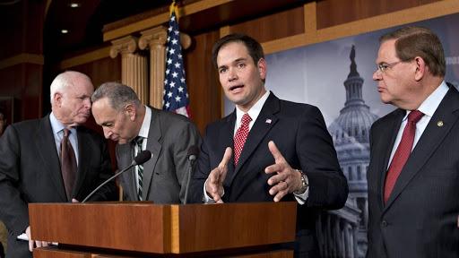 Senadores estadounidenses pidieron sanciones contra grupo de militares venezolanos