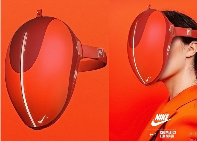 Nike ofrece producto para fomentar cuidado del rostro en tiempos de coronavirus