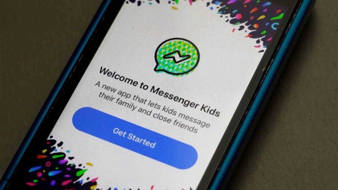 Facebook anunció lanzamiento de Messenger Kids
