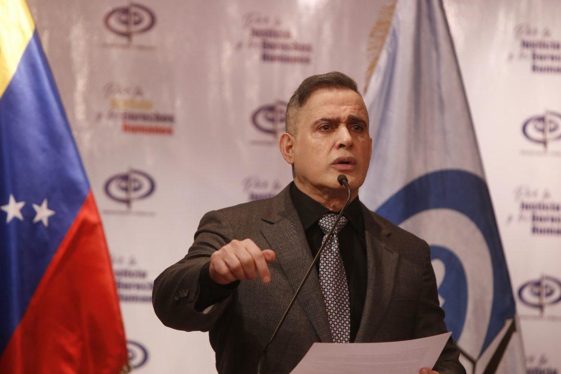 William Saab: Podrían evaluarse medidas sustitutivas de libertad a los presos políticos