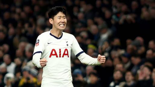Futbolista surcoreano Heung-min Son regresó a su país para cumplir servicio militar