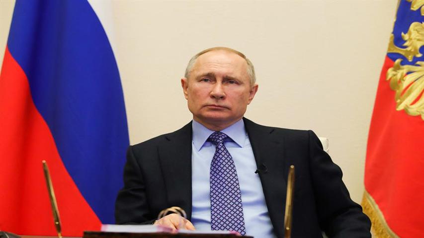 Vladimir Putin | Foto: Cortesía