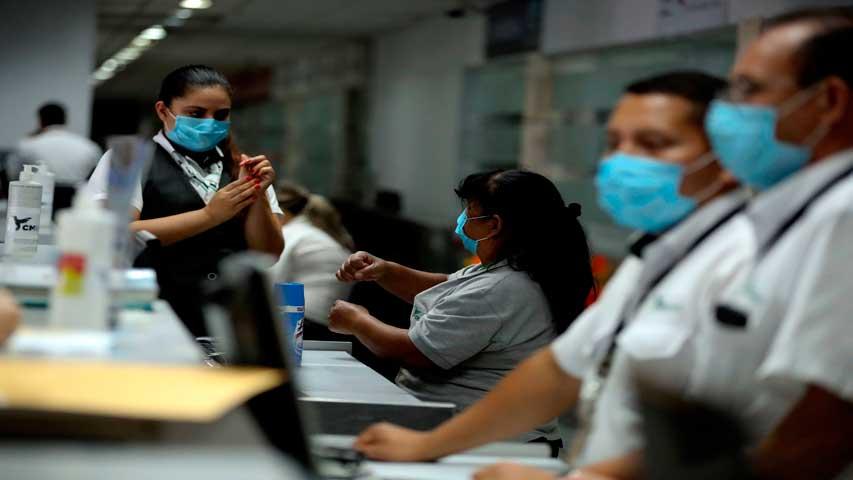 Toque de queda en Honduras | Foto: Unión Radio