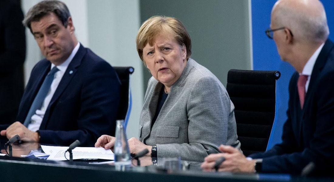China presionó a Alemania para que el manejo del covid-19 fuese valorado como positivo