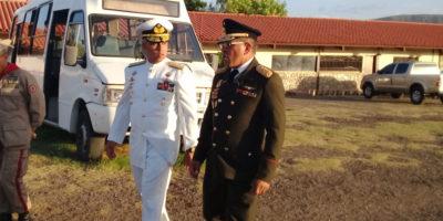 Comandante de la ZODI Falcón aseguró que no permitirá manifestaciones durante la cuarentena