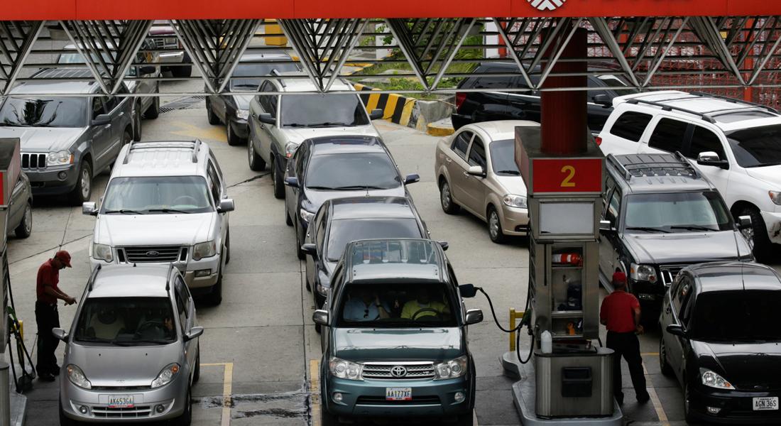 Caracas-gasolina