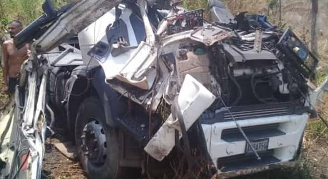Cuatro personas fallecieron tras accidente de tránsito en Portuguesa
