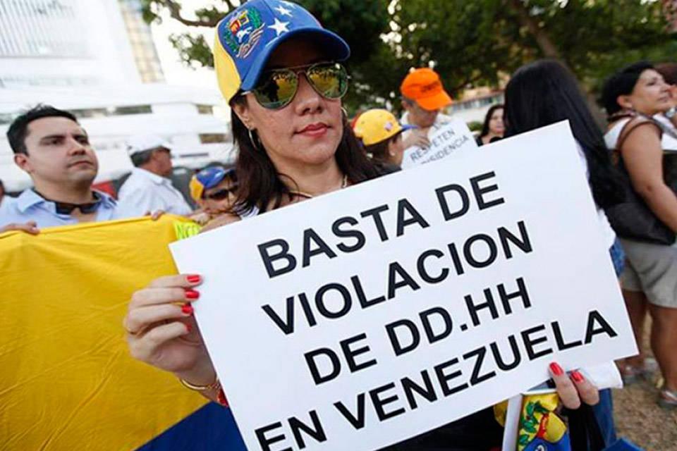 Amnistía Internacional emitió campaña de denuncia contra violaciones de DDHH en Venezuela