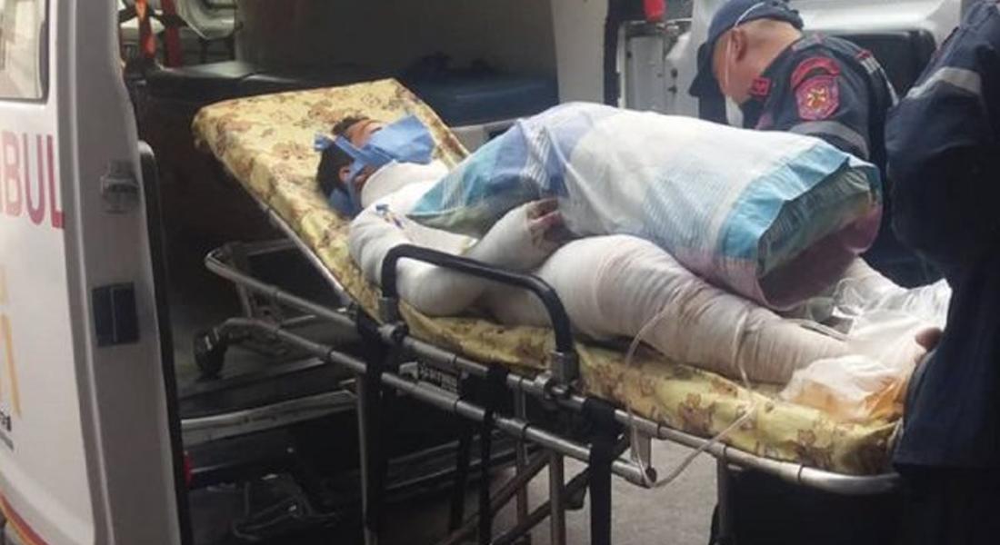Dos niños sufrieron quemaduras de gravedad cuando volaban papagayo en Maracay