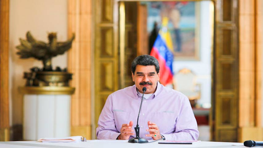 Maduro - Venezuela