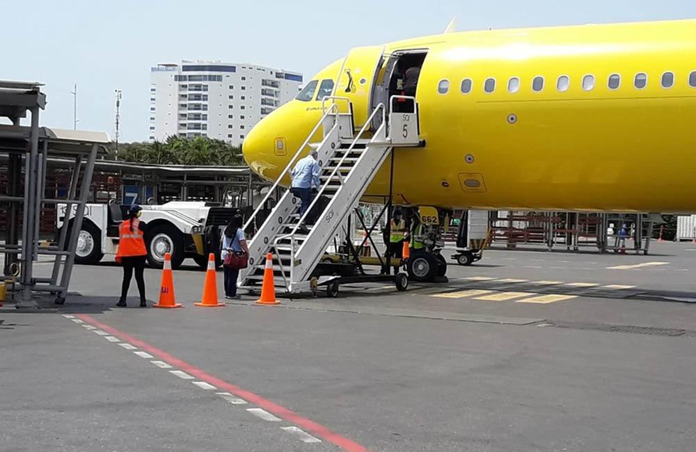 119 colombianos regresaron a su país desde EEUU