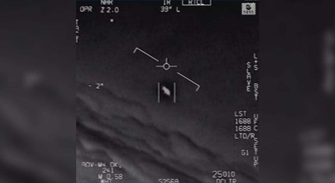 El Pentágono reconoció grabaciones de tres avistamientos de ovnis