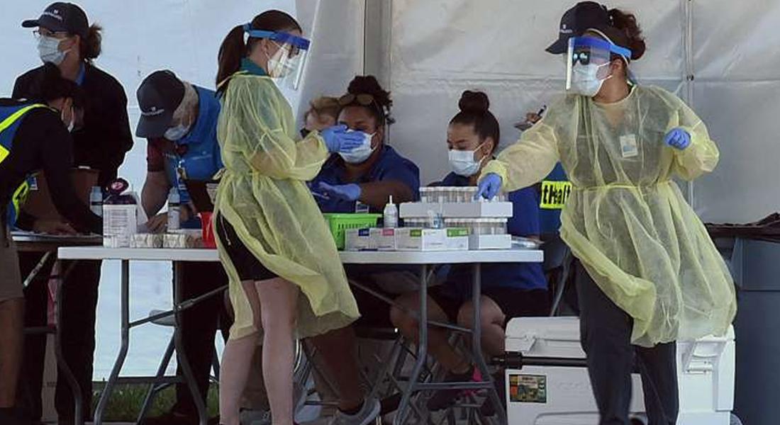 Florida roza las 500 muertes por covid-19 y superó los 21.000 casos