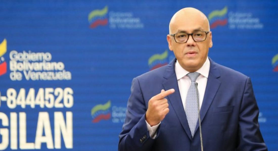 Jorge Rodríguez aseguró que casos positivos de covid-19 en Venezuela aumentaron a 155
