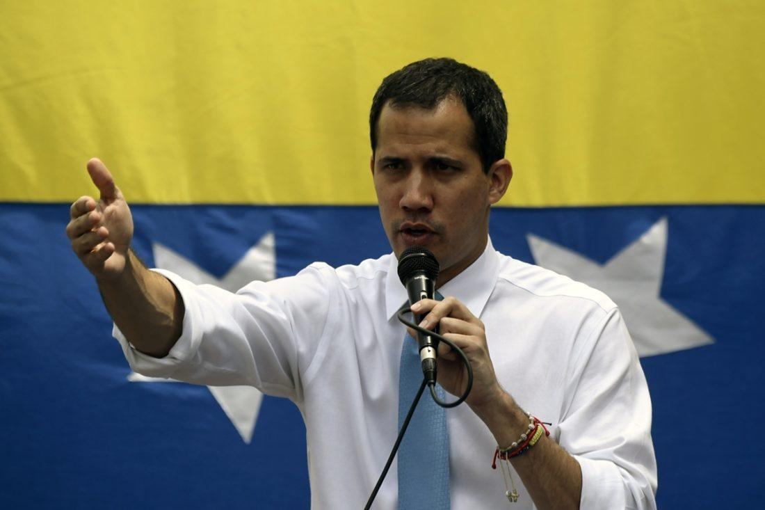 Presidencia - Guaidó