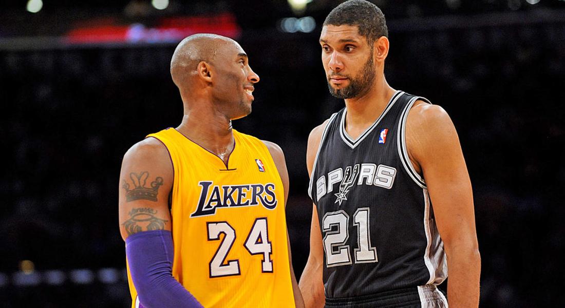 Kobe Bryant, Tim Duncan y Kevin Garnett fueron electos para el Salón de la Fama