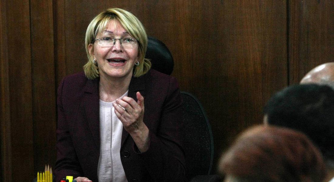 """Luisa Ortega Díaz señaló como """"vil montaje"""" presunta investigación en su contra en EEUU"""