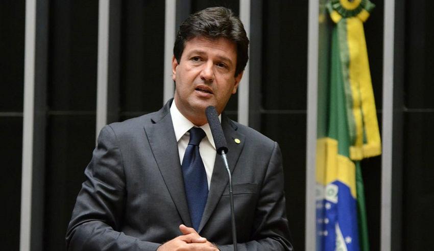 Ministro de Salud en Brasil