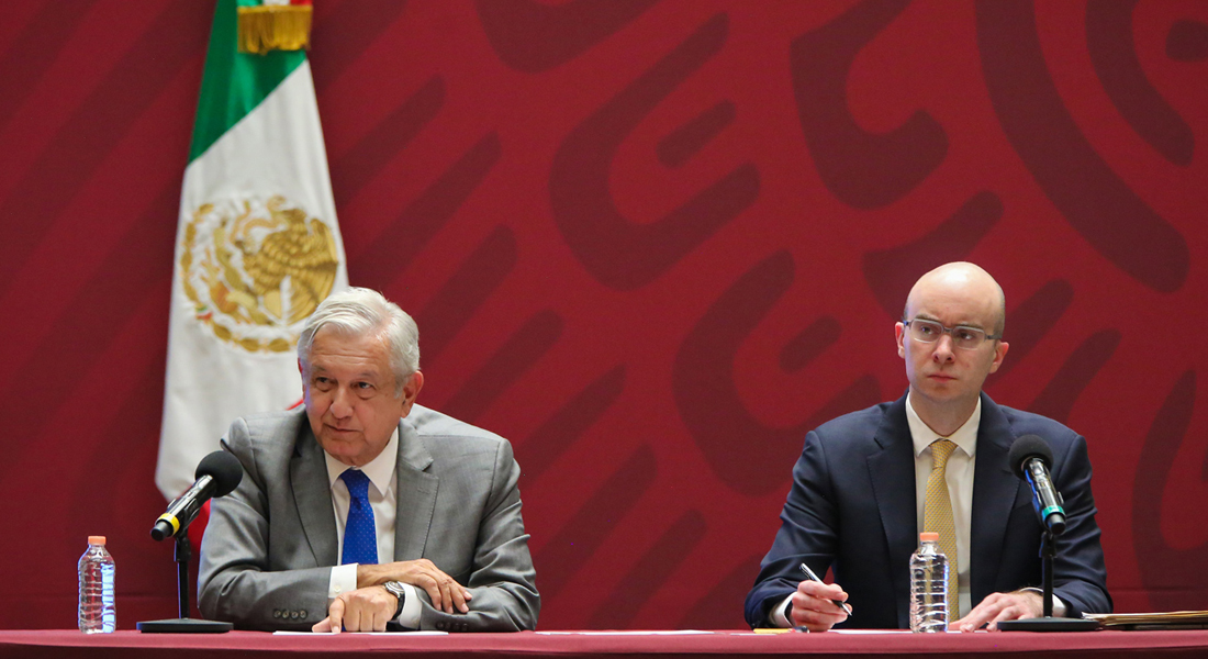 México pactó con EEUU y la OPEP una reducción de 100.000 barriles diarios de petróleo