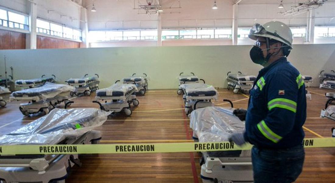 México reconoció que cifra de contagiados por covid-19 podría alcanzar los 26.000