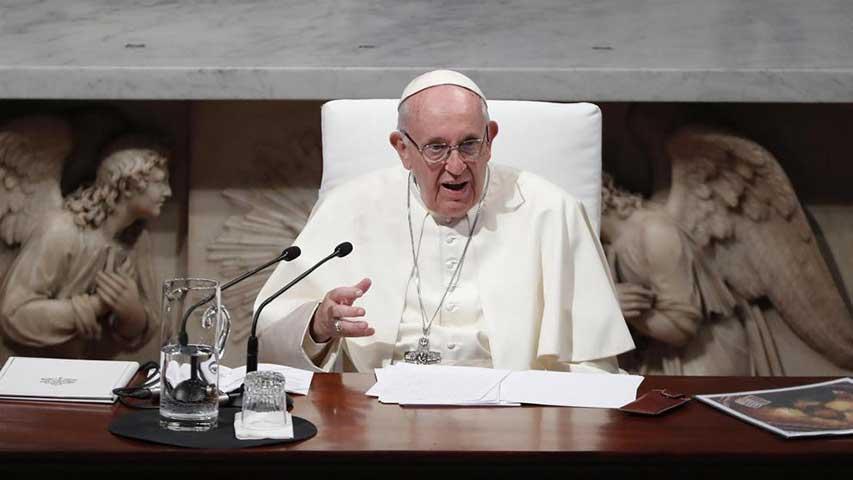 Papa Francisco sobre Venezuela