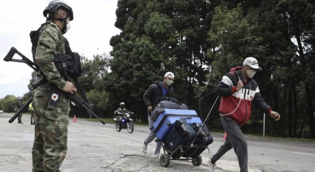 """Parlamento condenó situación """"precaria"""" de los venezolanos que regresan al país"""